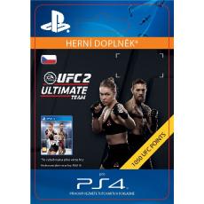 ESD CZ PS4 - EA SPORTS UFC® 2 - 1050 UFC POINTS