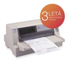 EPSON LQ-680 Pro, A4, 24 jehel, 413 zn/s, 5+1 kop