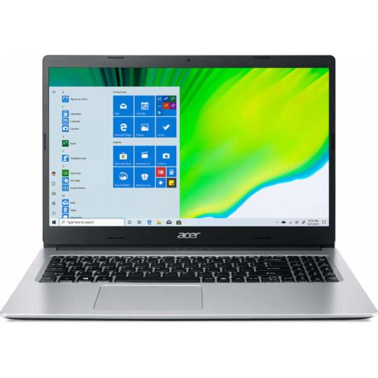 """Acer Aspire 3, A315-23-R294, 15.6"""" FHD, AMD ATH3050U, 8GB, 256GB SSD, Windows 10, stříbrný"""