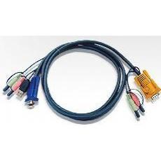 ATEN KVM sdruž. kab. k CS-1732,34,58, USB, 5m