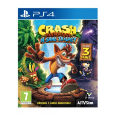 PS4 - Crash Bandicoot N. Sane Trilogy 2.0 EN