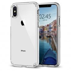 Kryt Spigen Ultra Hybrid pro Apple iPhone XS/X transparentní