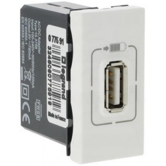 MOSAIC USB nabíječka 1M
