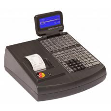 Registrační pokladna (EET CZ) QMP 2164 2XRS/USB/LA/LCK černá + EET box