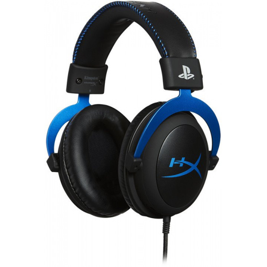 HyperX Cloud - headset pro PS4