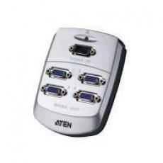 ATEN Video rozbočovač 1PC - 4VGA 250Mhz