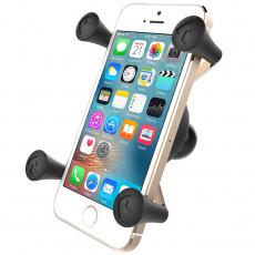 """RAM Mounts X-Grip univerzální držák na mobilní telefon s 1"""" kulovým čepem"""