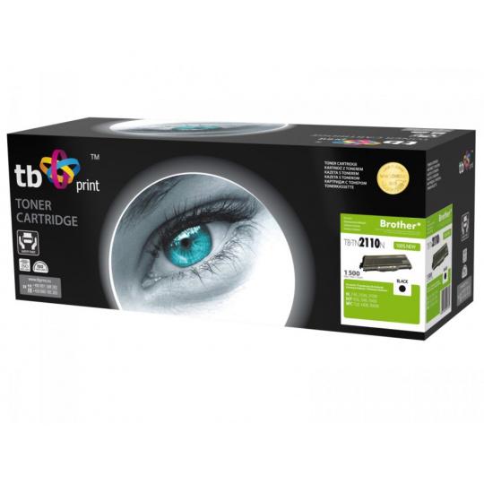 Toner TB kompatibilní s Brother TN2110 100% new