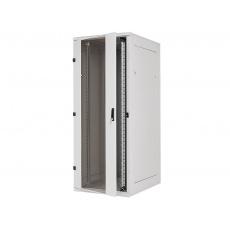 19' rozvaděč stojanový datový 42U/800x1000 dv. 80%-6mm RAL7035
