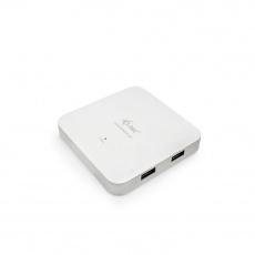 i-tec USB-C Metal Charging HUB 4x USB 3.0 + Power Delivery 60W