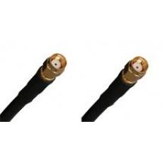 Pigtail 5m 5GHz RF240 SMA M(pin,závit uvnitř)-NM