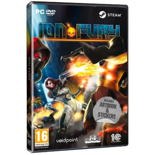 PC - Ion Fury
