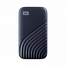 Ext. SSD WD My Passport SSD 500GB modrá