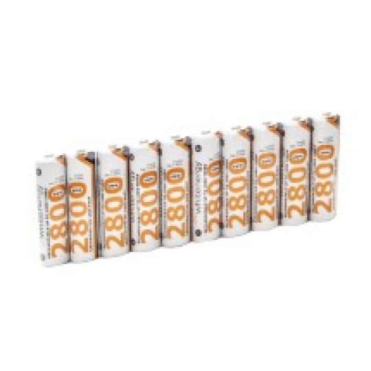 WE Nabíjecí baterie AA 2800mAh Ni-MH 10ks