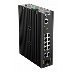 D-Link DIS-200G-12S Industrial L2 smart manage switch