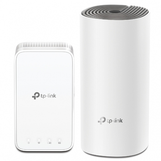 TP-Link AC1200 Whole-home WiFi System Deco E3(2-pack) AC1200 router+extender