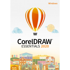 ESD CorelDraw Essentials 2020 CZ/PL EU