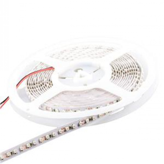 WE LED páska SMD35 5m 120ks/m 9,6W/m žlutá