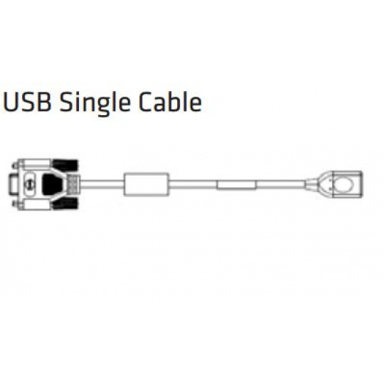 Honeywell Single USB type A breakout cable