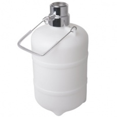 Sanitační sud kovová hlava bajonet