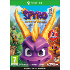 XONE - Spyro Trilogy Reignited