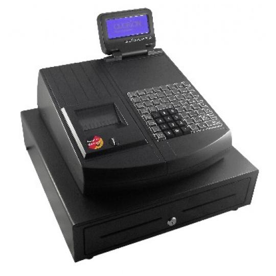 Registrační pokladna QMP 2064 2XRS/USB/LA/LCK černá