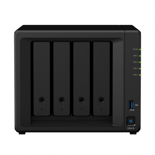 Synology DS418 DiskStation