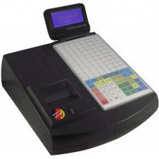 Registrační pokladna (EET CZ) QMP 2264 2XRS/USB/OL/LCK černá + EET box