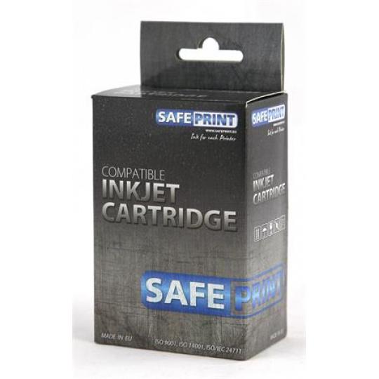 SAFEPRINT inkoust HP CB336EE + CB338EE MultiPack Plus, HP 350XL, HP 351XL, 2x černá + 1x barevná   2x26ml + 1x21ml