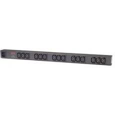 APC Rack PDU, Basic,Zero U,16A,208/230V, AP9572