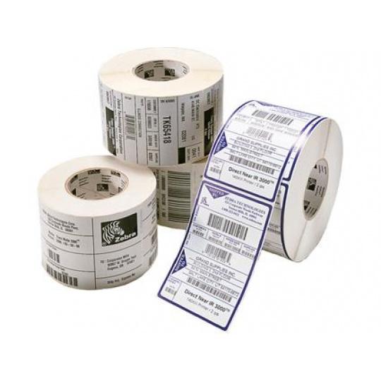 Papírové labely102x38mm,role/4225ks,balení=4 rolí