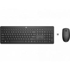 HP 230 Bezdrátová klávesnice a myš CZ/SK