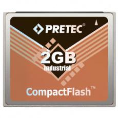 Industrial Pretec CF Card 2GB - Lynx Solution