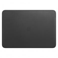 Leather Sleeve pro MacBook Pro 16 - Black