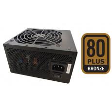 FSP/Fortron FSP500-50AAC 80PLUS BRONZE, bulk, 500W, black