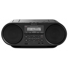 Sony mp3/CD přehrávač ZS-RS60BT NFC/BT,černý