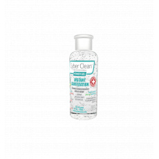 CyberClean POWER GEL - instant liquid sanitizer 2 oz / 60 ml (47030)