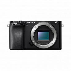 Sony A6100L ILCE, 24,2Mpix/4K, černý 16-50mm