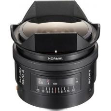 Sony objektiv rybí oko 16mm SAL-16F28 pro ALPHA
