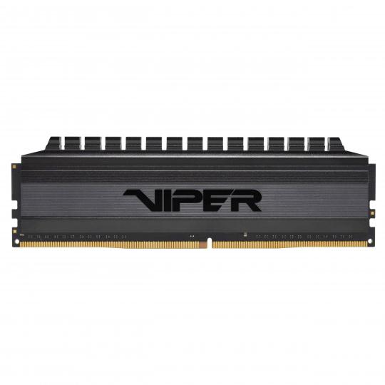 16GB DDR4-3200MHz Patriot Viper 4 Blackout CL16, kit 2x8GB