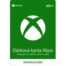 ESD XBOX - Dárková karta Xbox 800 Kč