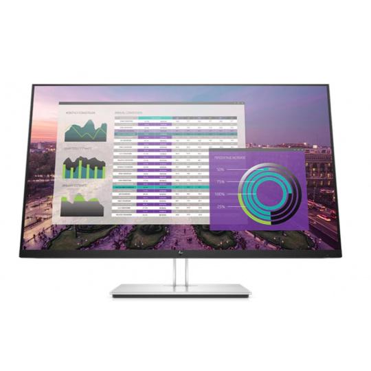 """HP E324q 31.5"""" 2560x1440 DP/HDMI/USB-C"""