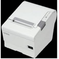 Epson pokladní termotiskárna TM-T88V, bílá, USB+serial, zdroj, kabel