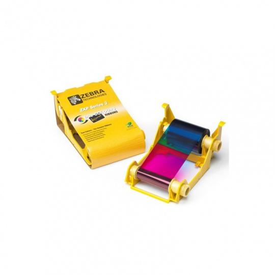 YMCKO pro ZXP Series 3 (potisk 280 karet)