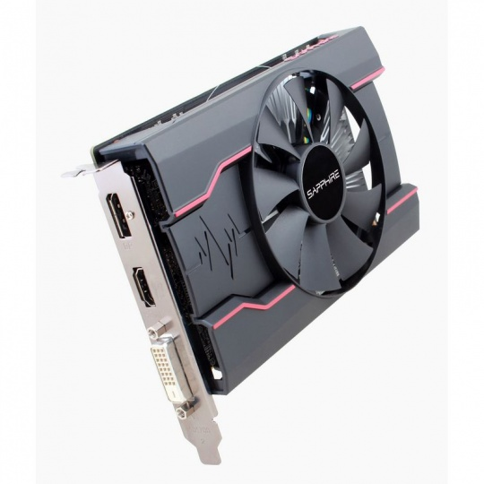 Sapphire PULSE RX550 4GB (128) aktiv D H DP OC