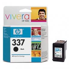 HP 337 - černá ink. kazeta, c9364ee