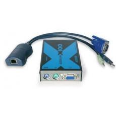 AdderLink X100 extender, USB, audio