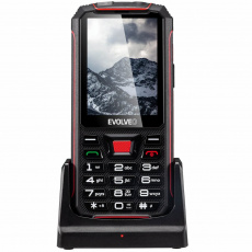 EVOLVEO StrongPhone Z4, vodotěsný odolný telefon