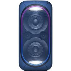 Sony Hi-Fi G-Tank GTK-XB60, USB,BT,NFC, modrý