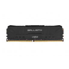 16GB DDR4 2666MHz Crucial Ballistix CL16 2x8GB Black